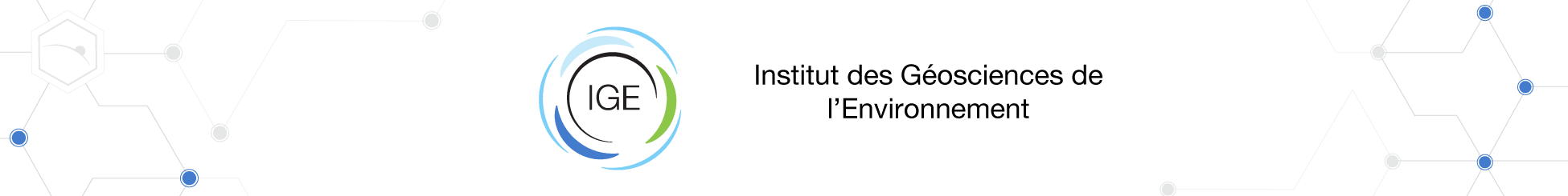 2010-2011 - Institut des Géosciences de l'Environnement